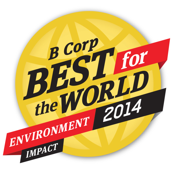 BCorp Best for the Environment