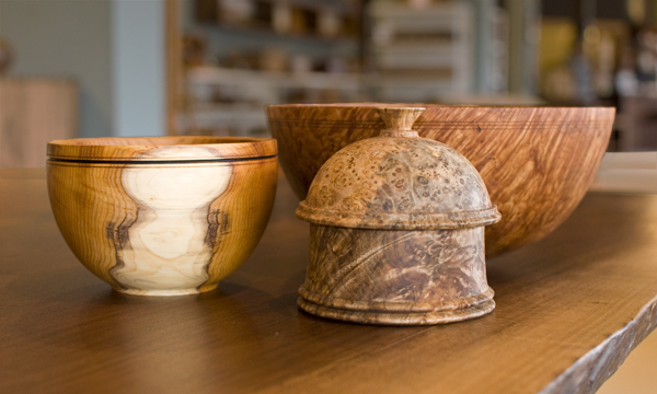 Heartwood Bowls at The Joinery