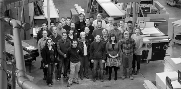 The Joinery Team