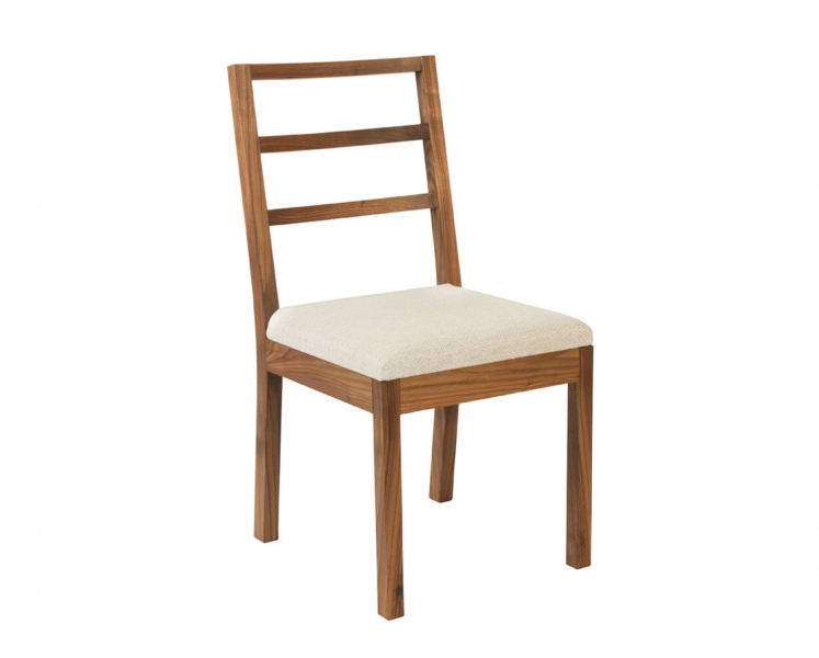 Hayden Eastern Walnut Dining Chair