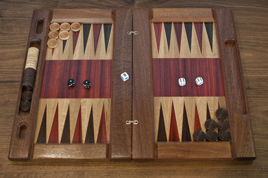Wooden Game Boards The Joinery Portland Oregon