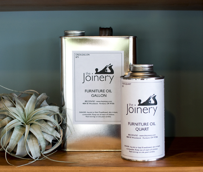The Joinery Oil