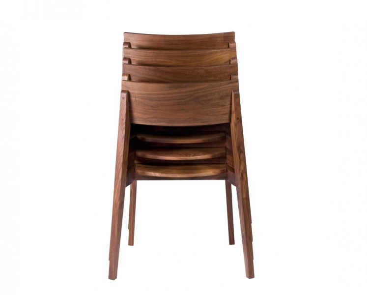 New Design Klamath Stacking Chair The Joinery