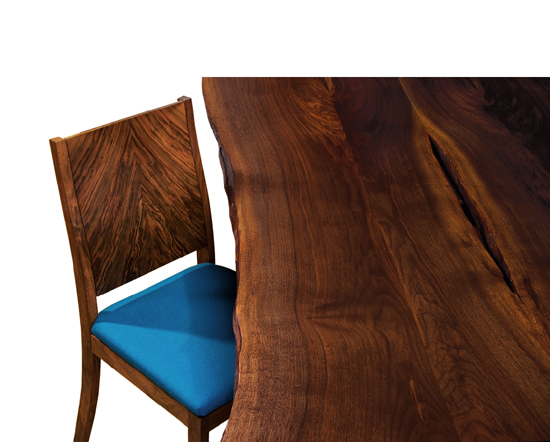 Holiday dinners the joinery portland oregon for Really cool dining tables