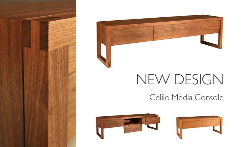 Our Celilo Media Console