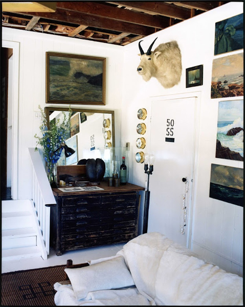 Montauk House Interior