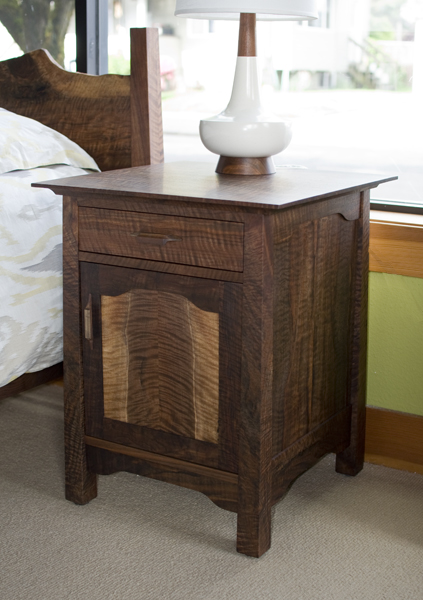 Set Of Two Custom Dovetail Nightstand In Cherry 1 230 Each