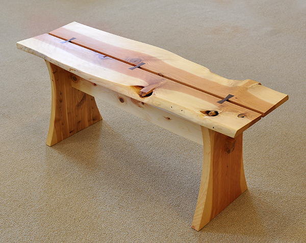 We Donu0027t Often Get The Chance To Make Our Beautiful Furniture Out Of Juniper,  So This Custom Piece Was Special!