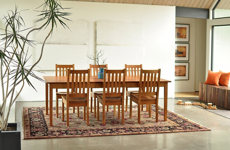 Shaker Extension Dining Table