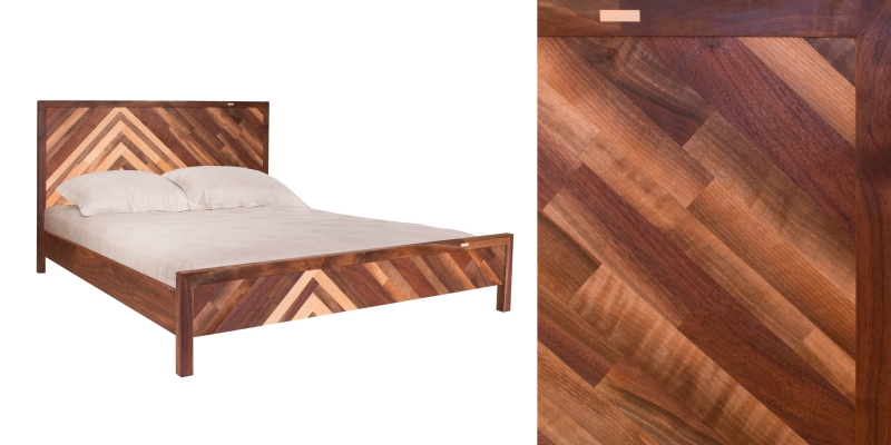Metamortise Bed