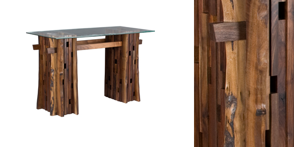 Timberline Entry Table