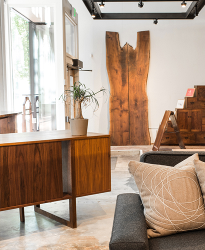 The Joinery Downtown Portland Showroom