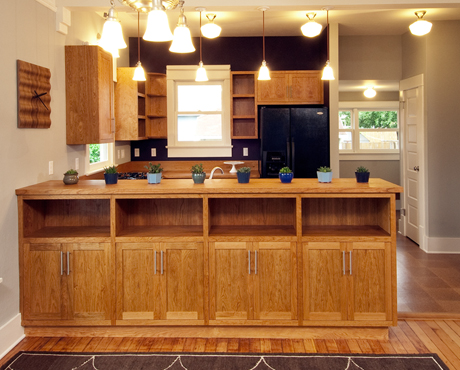 Bungalow Kitchen The Joinery