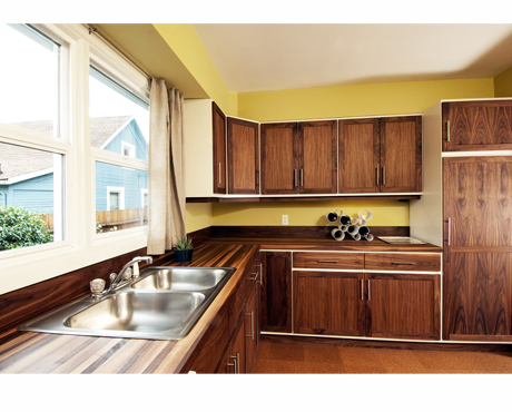 Mid Century Kitchen The Joinery Portland Oregon
