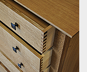 hand crafted bedroom furniture