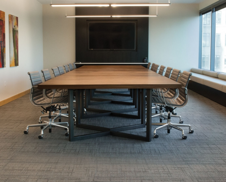 Geffen Mesher conference table