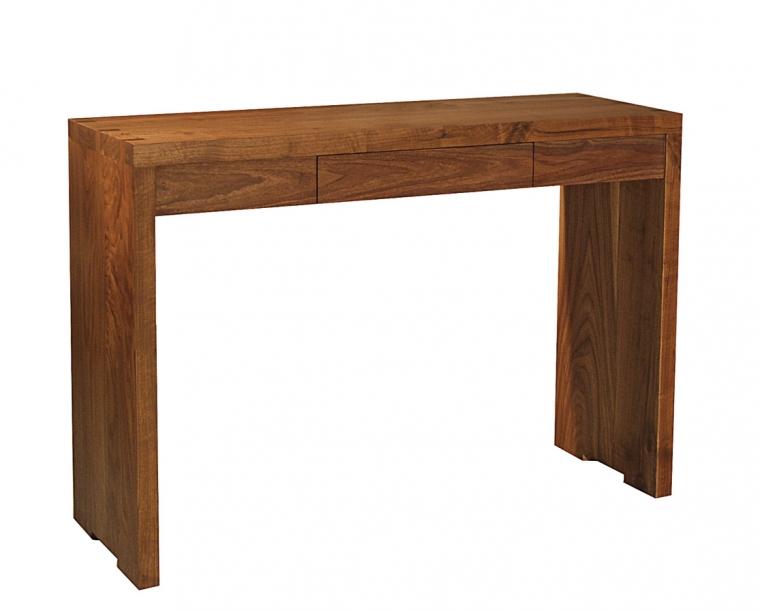 Siskiyou Entry Table in Eastern Walnut