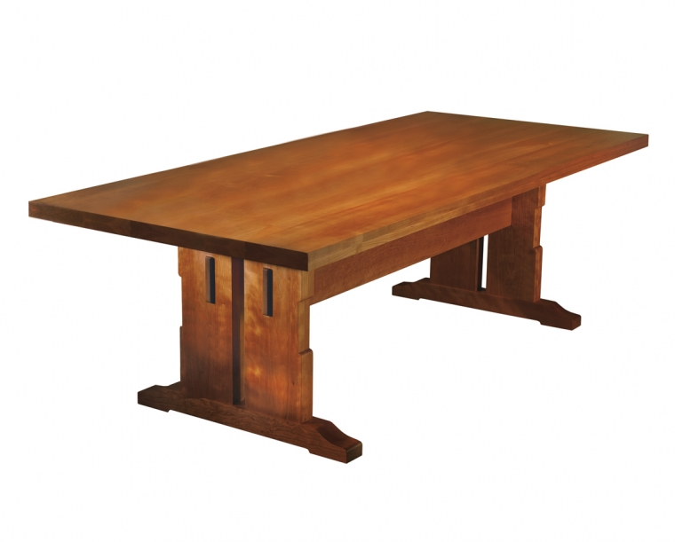 Beal Dining Table in Cherry