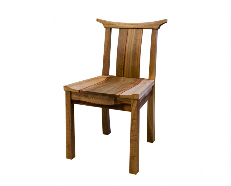 Kyoto Chair in Madrone