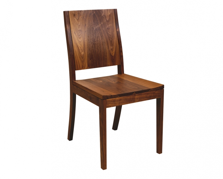 Studio Dining Chair in Eastern Walnut