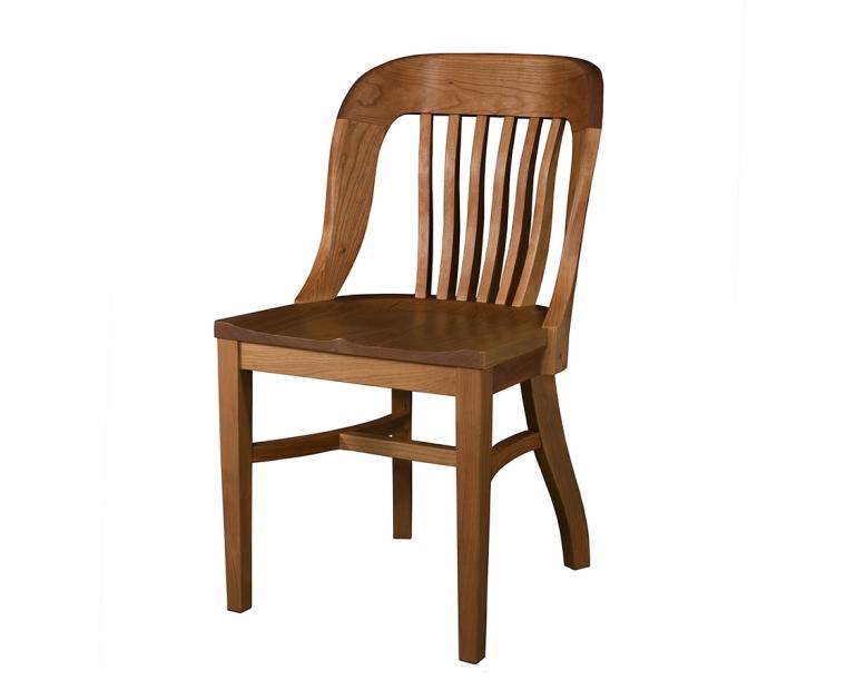 Banjo Chair in Cherry