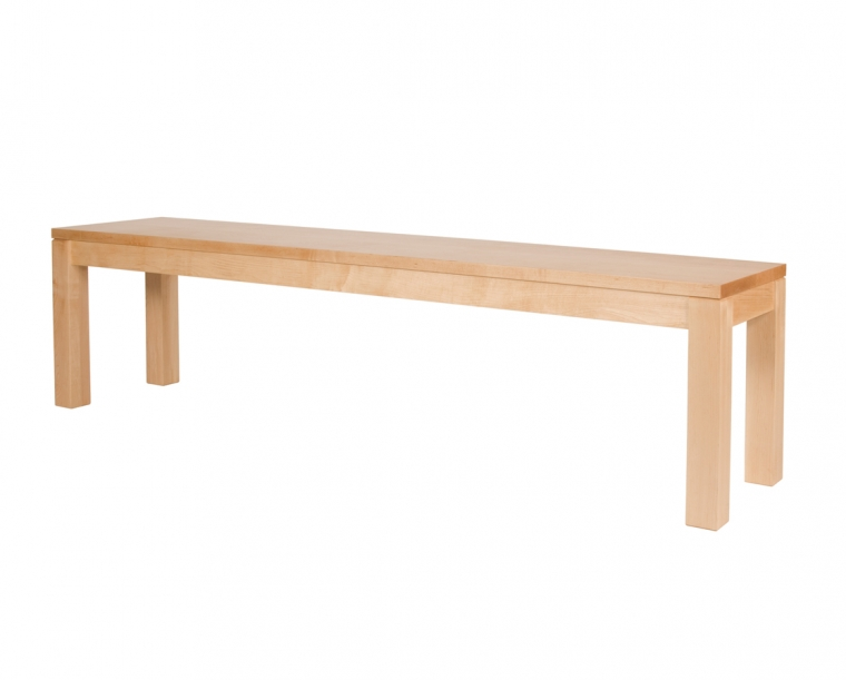 Studio Bench in Maple