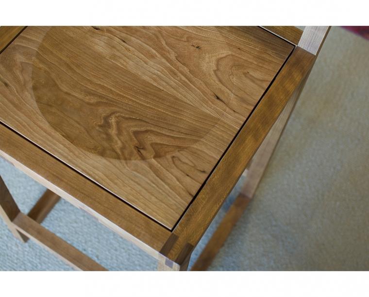 Wood Seat Detail