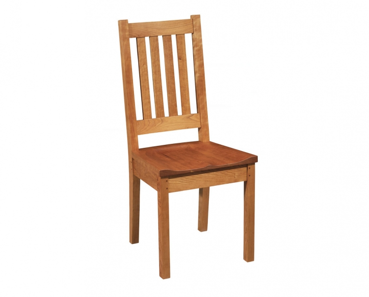 Arts & Crafts Chair in Cherry
