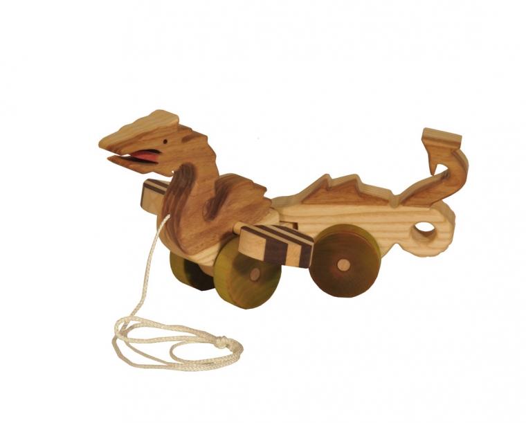 Dragon Pull Toy