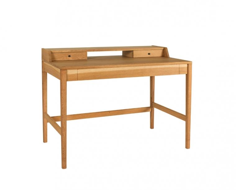 Maud Desk in Oregon White Oak