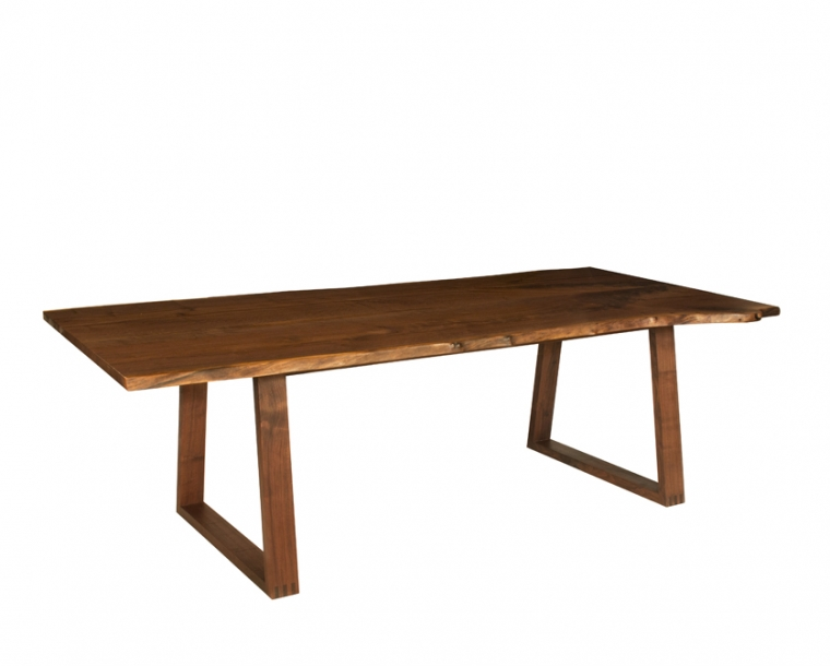 Wilkes Live-Edge Dining Table
