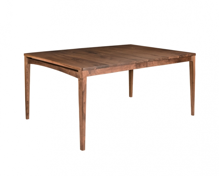 Whitman Extension Dining Table In Eastern Walnut