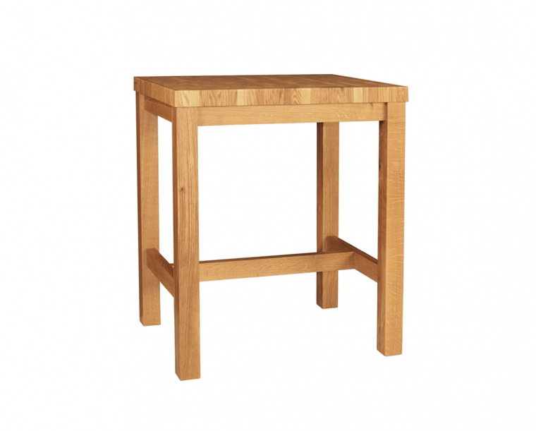 White Butcher Block Kitchen Table : Butcher Block Island Table for Kitchen The Joinery
