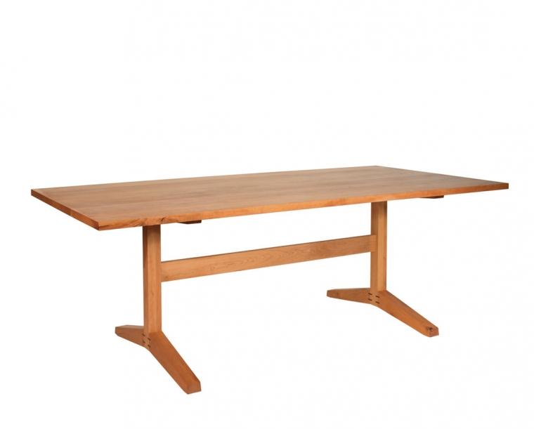 Large Hayden Table in Cherry