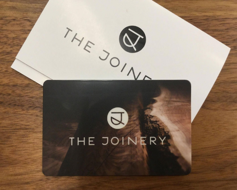 The Joinery Gift Card