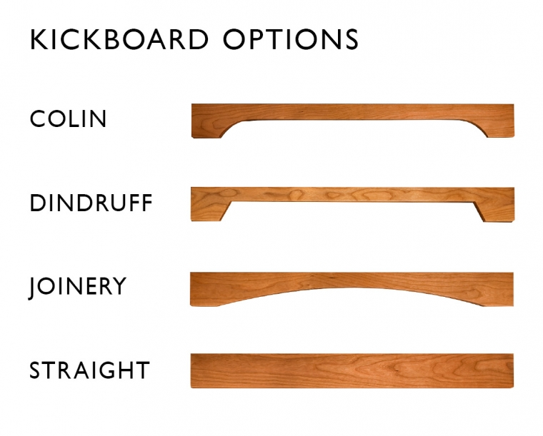 Kickboard Options