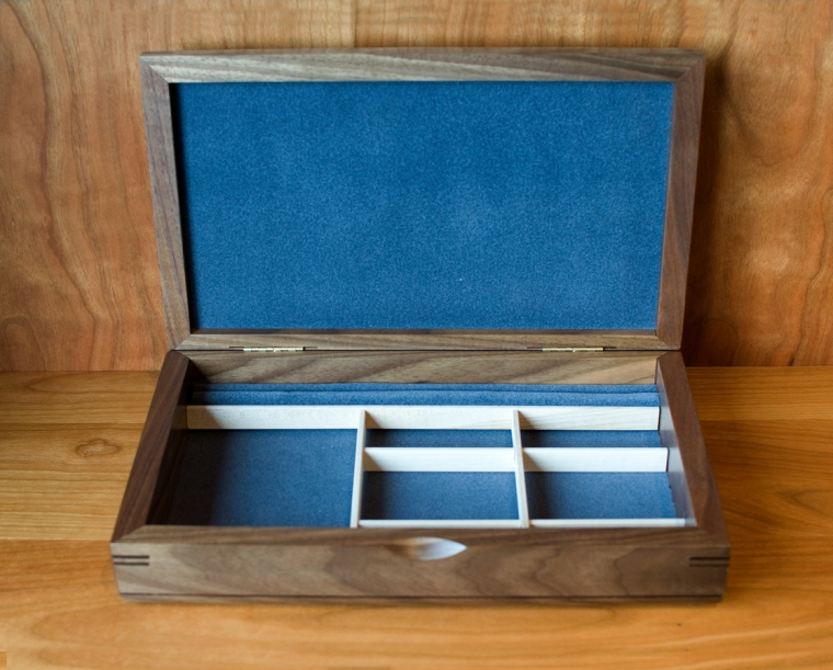 Valet Box Open