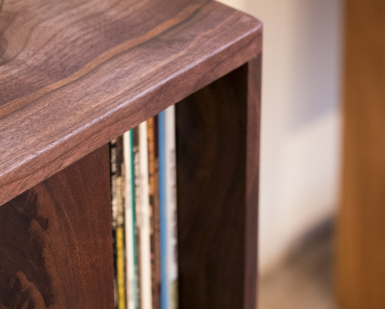 Top detail of Maud Credenza
