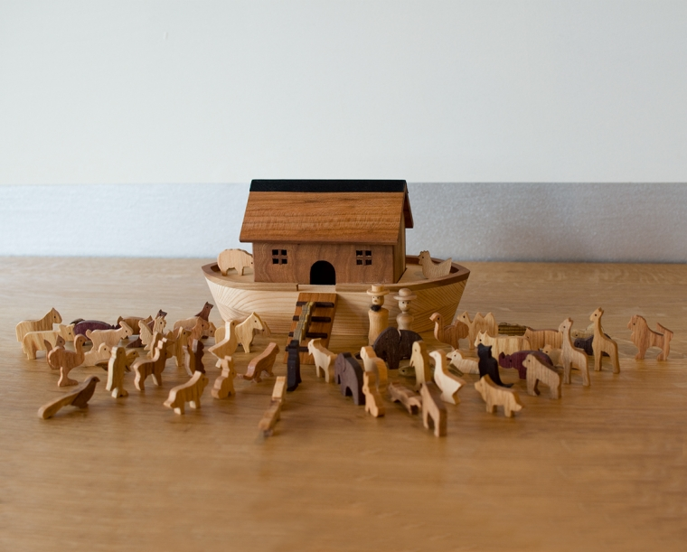 Wild Apples Noah's Ark Small