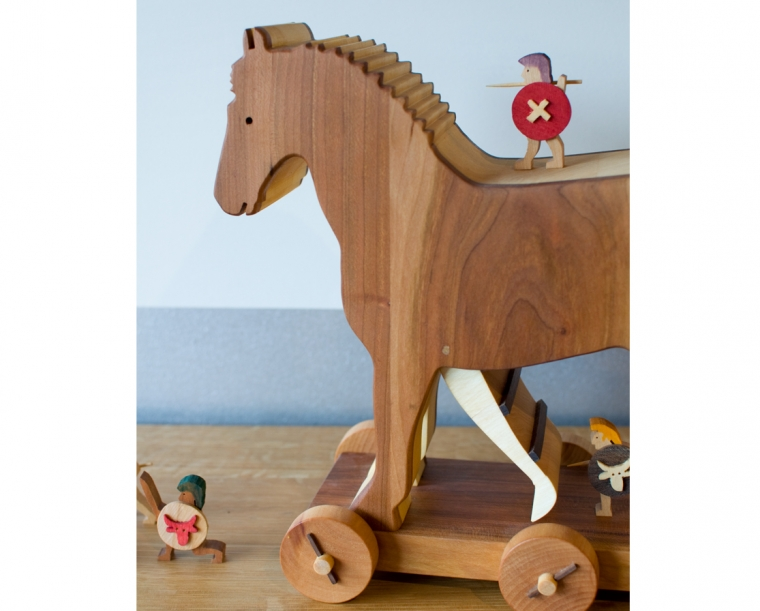 Trojan Horse Detail