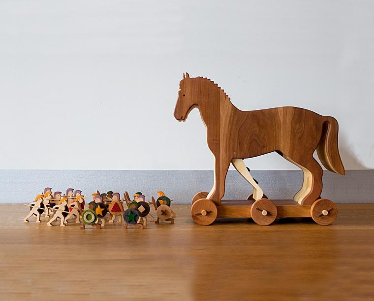 Wild Apples Trojan Horse